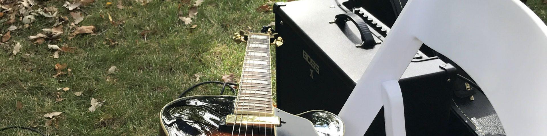Seven String Wedding Guitarist